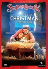 superbook - The First Christmas - DVD