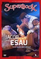superbook Dvd Jacob & Esau