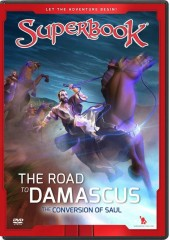 superbook Dvd - The Road to Damascus