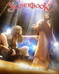 superbook Dvd - Miracles of Jesus