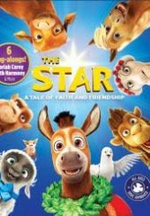 the star  - animated DVD - Christmas