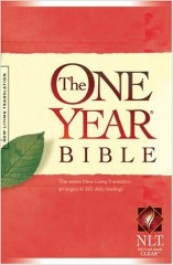 the one year bible illustrated
