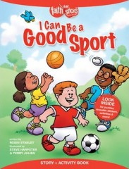 I Can Be A Good Sport- Story & Activity Book