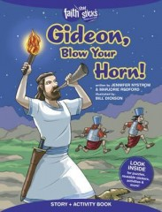 Gideon Blow Your Horn - Story & Activity Book