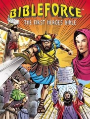Bible Force - The First Heroes Bible