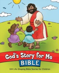 Gods Story For Me Bible