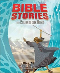 Bible Stories For Courageous boys