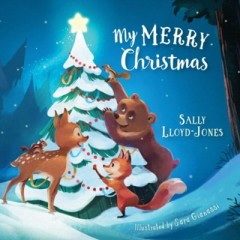 My Merry Christmas - Padded Board Book