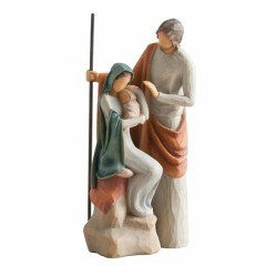 Willow Tree - The Holy Family - Nativity