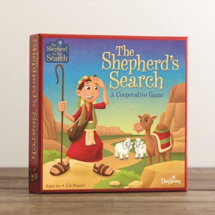 The Shepherds Search Board game