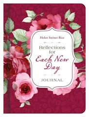 Reflections for each new day - journal